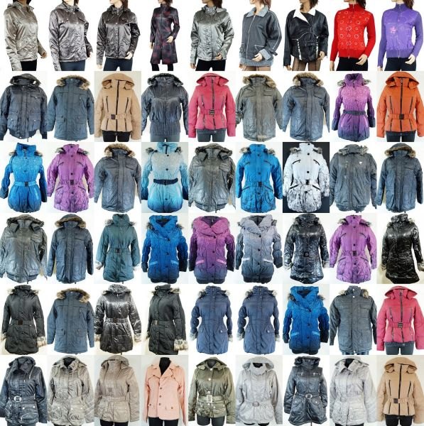 JACKETS, COATS - OUTLET
