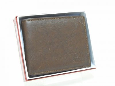 MEN&#39;S WALLET<br>LEATHER 100%