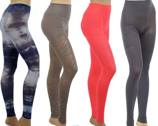 Leggings / TIGHTS<br>WOMEN MICROFIBRA