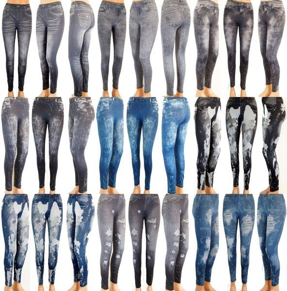Leggings JEANS SUPER MIX