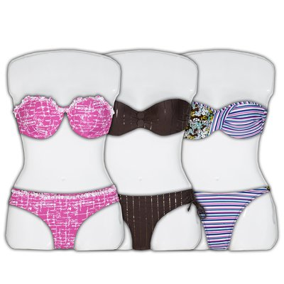 Bikinis variés -<br> Mode mujer.Ropa<br>salle de bains