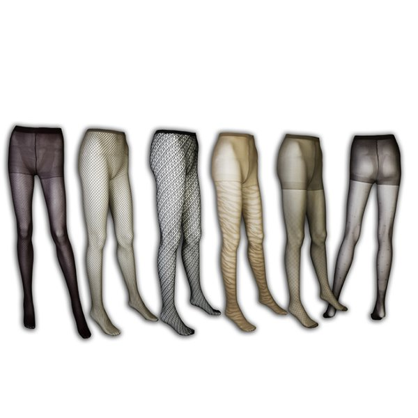 Pantyhose Sets. -<br> Female Interior<br>Fashion