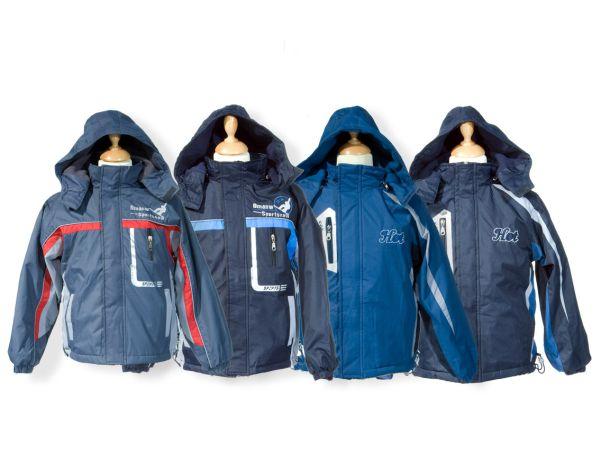 Gefüttert Jacken<br> Kinder Ref 072.<br>Kidswear