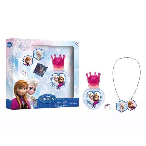 Box 30ml Eau de<br> Toilette +<br>Necklace + Ring LA