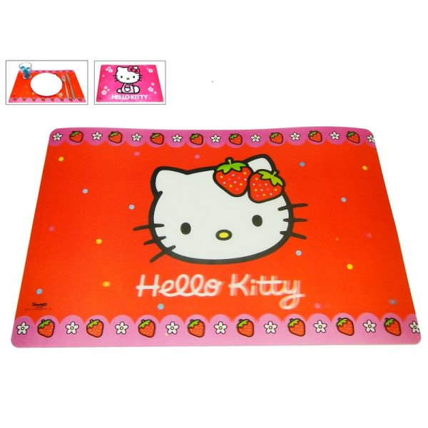 Mat Hologramm<br> Hello Kitty -<br>(Sortiment