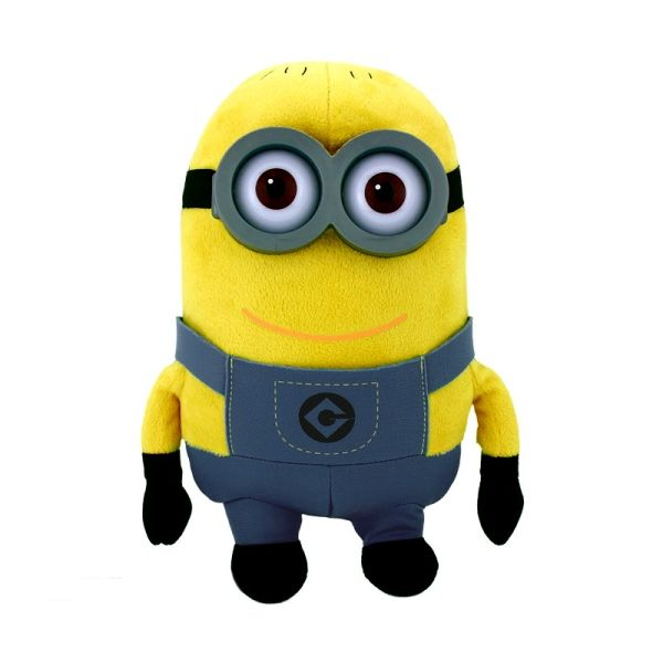 23cm Plush Minions<br>- Eyes Rigid