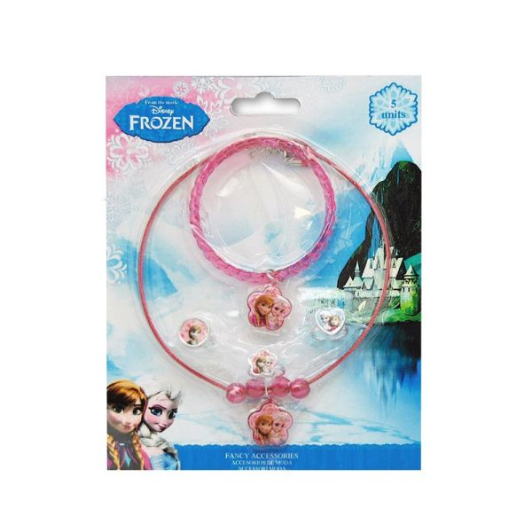 Blister Fashion<br> Jewellery THE SNOW<br>QUEEN - 5 P