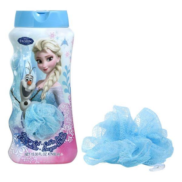 Shower Gel 450ml +<br> Flower Bath DIE<br>KÖNIGIN DER nei