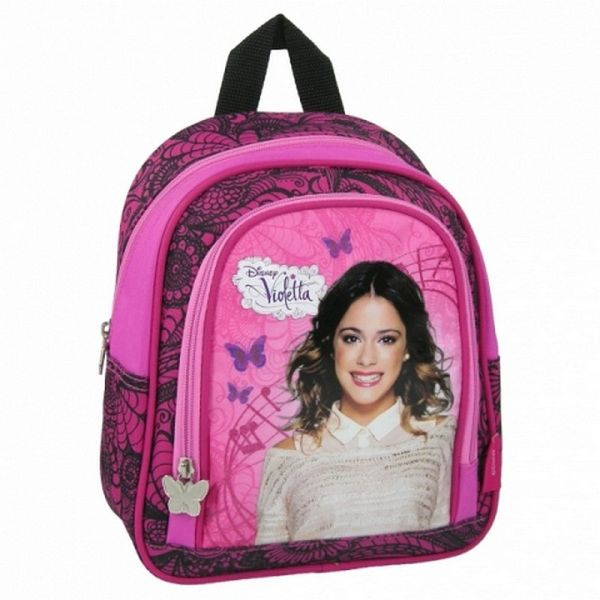 Backpack Violetta<br>- (24 x 20 x 10cm)