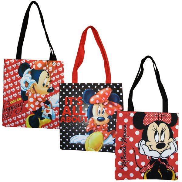 Shopping Bag<br> Minnie (3 Matching<br>Models) - (31 x 3