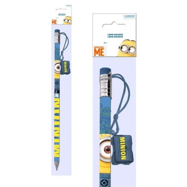 -Riesen<br> Bleistiftspitzer +<br>Minions