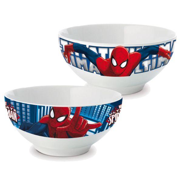 Box Bowl 13,5cm -<br>Spiderman