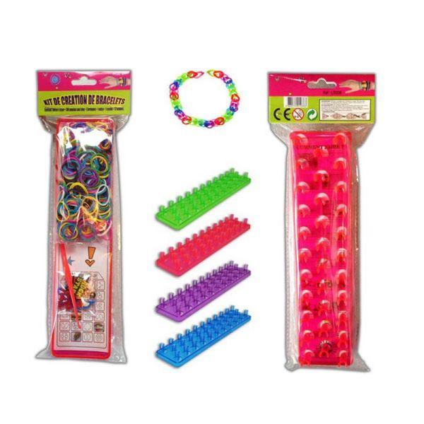 Set Loom LOOM KIT<br>- 300 Elastic (Bli