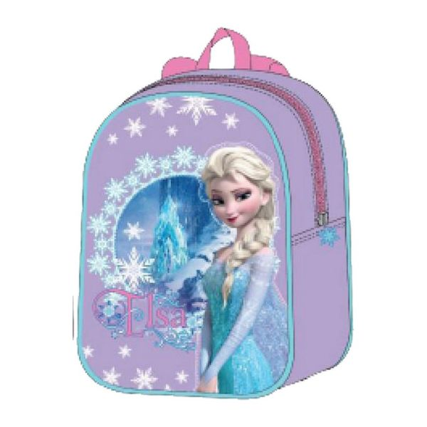 Backpack 24cm THE<br>SNOW QUEEN - Elsa