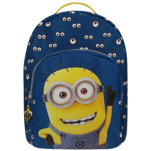 Backpack Minions<br>(30 x 23 x 10cm)