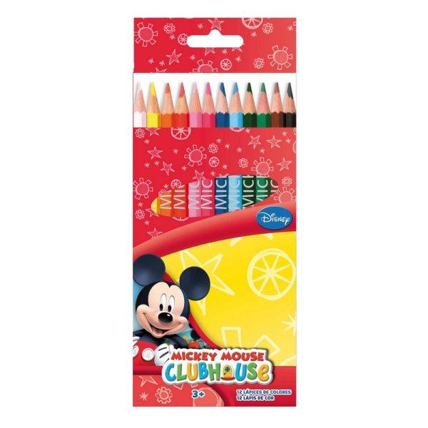 Farbstifte Mickey x 12
