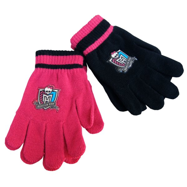 Magic Gloves<br> Vereinigten<br> Monster High - 2 ...