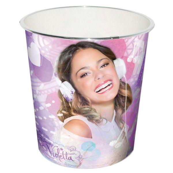 Plastic trash Violetta