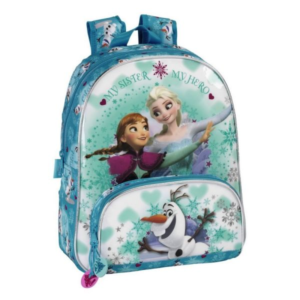 Backpack THE SNOW<br> QUEEN - (34 x 28 x<br>10cm)