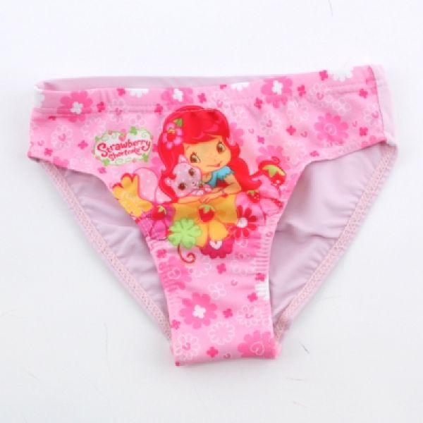 Strawberry girl<br>swimsuit bottom