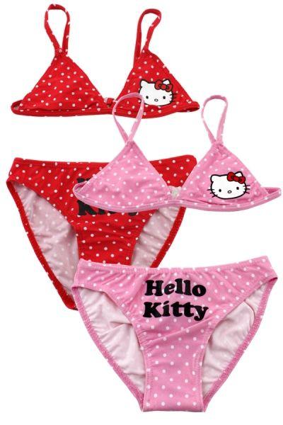 Hello Kitty bikini girl