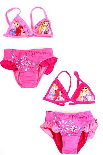 Princess bikini girl