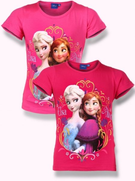 frozen baby short<br>sleeve T-shirt