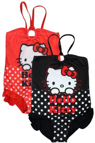 Hello Kitty filles<br>maillot de bain
