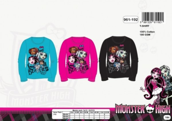 Monster High<br>T-shirt for children