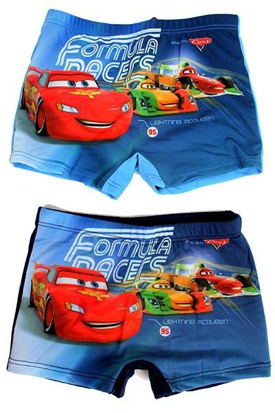 Cars boy swimming trunks