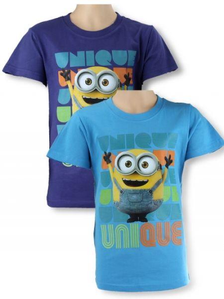 Minions<br> kurzärmeligen<br>T-Shirt für Kinder