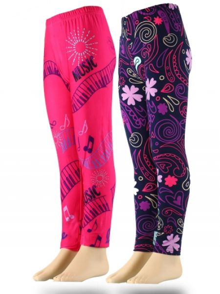 Violetta bébé leggings