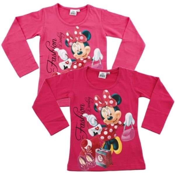 Minnie CHILD LONG<br>SLEEVE T-SHIRT