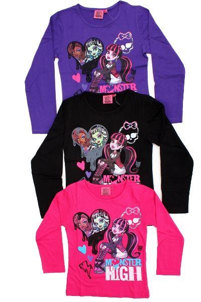 Monster High<br>T-Shirt für Kinder