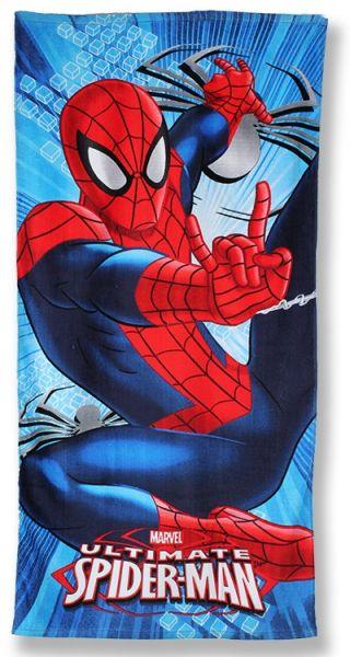 Spider Man<br>serviettes de plage