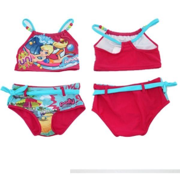 Polly Pocket girl<br>in bikini