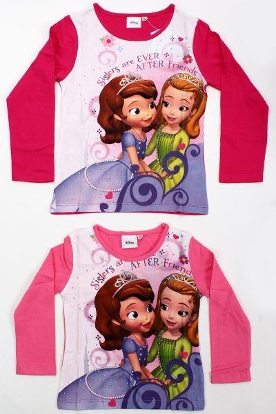 Sofia die ersten<br>Kinder-T-Shirt
