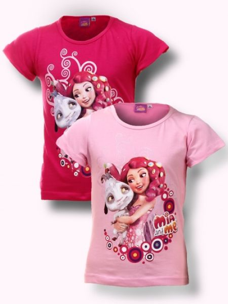 Mia and Me <br> Kinder Kurzarm<br>T-Shirt