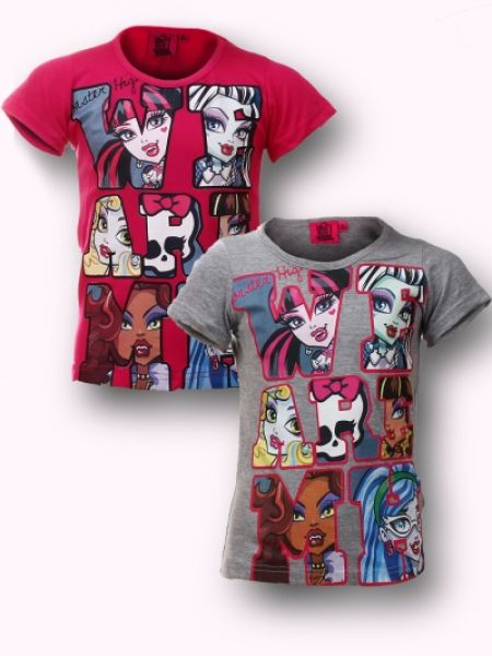 Monster High T-shirt kid