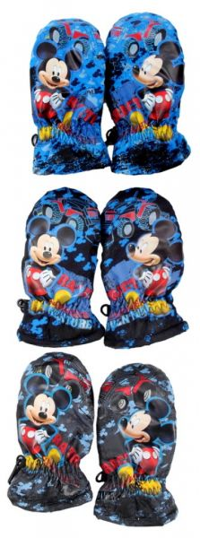 Mickey<br> children&#39;s ski<br>gloves
