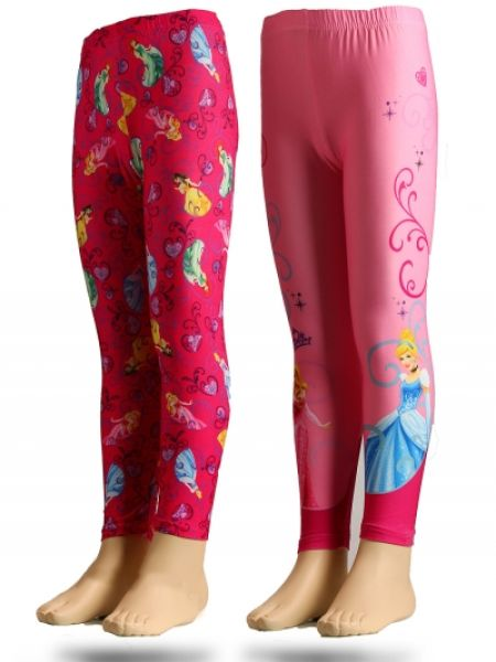 Princess baby leggings