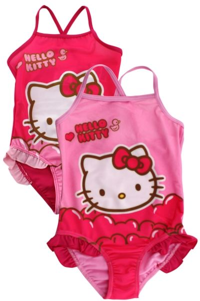 Hello Kitty filles<br>maillot de bain
