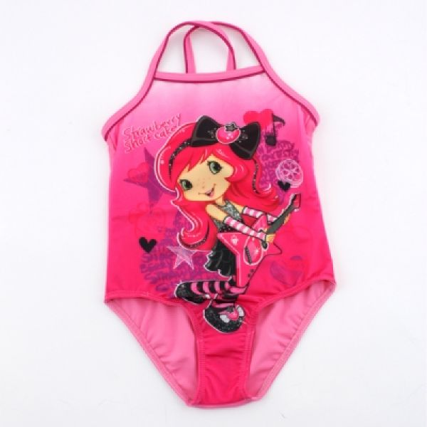 Strawberry fille<br>maillot de bain