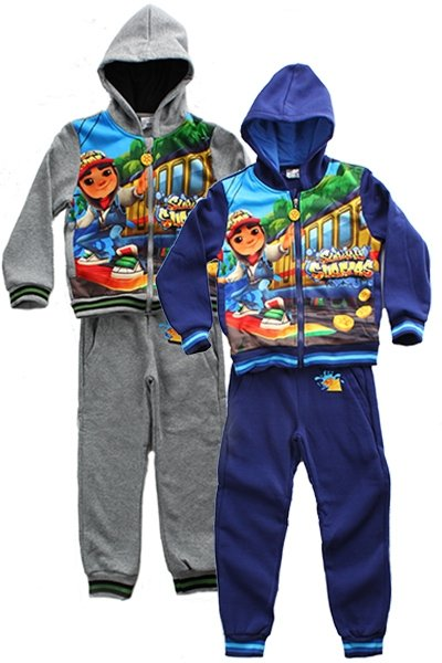 Subway kid tracksuit set