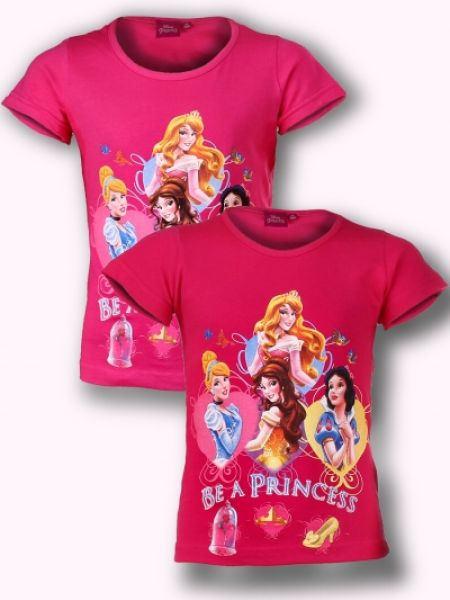Princess<br> children&#39;s<br> short-sleeved ...