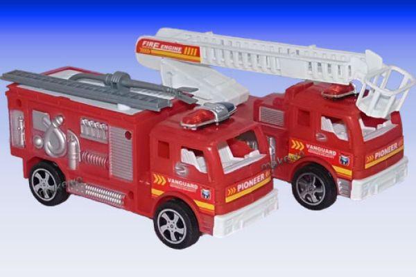 Feuerwehr - Truck, 2-fach
