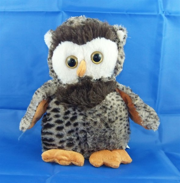OWL en peluche, 23 cm