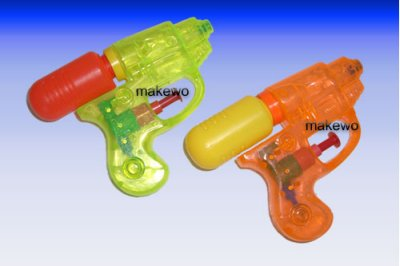 Petit pistolet à eau, 11 cm
