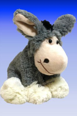 DONKEY peluche Supersoft moi de grands pieds