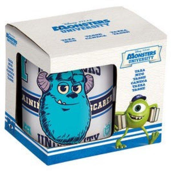 Monster Uni Keramikbecher/-tasse im Karton